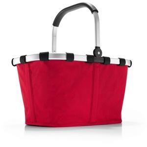 reisenthel Einkaufskorb carrybag einfarbig 22l red