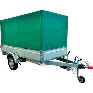 STEMA PKW-Anhänger BASIC ST 1000-25-13.1, max. 685 kg, inkl. Plane