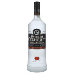 Russian Standard Vodka 40% 1 ltr.