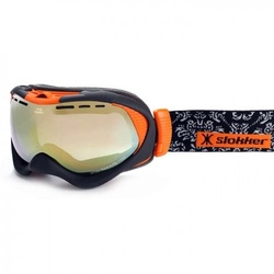 Slokker Skibrille SLK RZ Orange