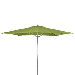 """Doppler Sonnenschirm / Gastro-Sonnenschirm """"Gastro Clip 3 x 3"""",fresh green,300 x 300 cm"""