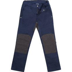 Elkline Outdoorhose Kinder Outdoorhose BEST BUDDY für Jungen blau 110