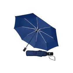 Euroschirm Taschenregenschirm Taschenschirm blau