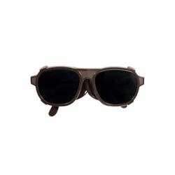 Schweißerbrille Schutzbrille Schweißschutzbrille aus Nylon nach DIN - Ausführung:DIN 6