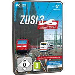 Aerosoft Zusi 3 - Edition PC USK: 0