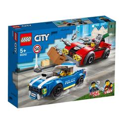 LEGO City Spiel, LEGO® City Polizei Festnahme auf der Autobahn