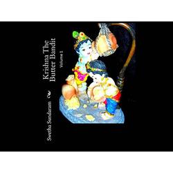 Krishna The Butter Bandit -Volume 1: eBook von Swetha Sundaram