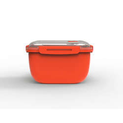Rotho MEMORY MICROWAVE Reiskocher, Kocher für die Mikrowelle, Fassungsvermögen: 2,5 Liter