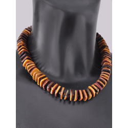 Adelia´s Kette ohne Anhänger Tigerauge Halskette 925 Silber