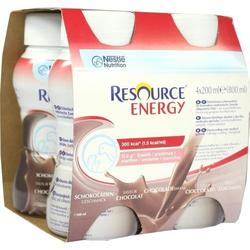 RESOURCE Energy Schokolade