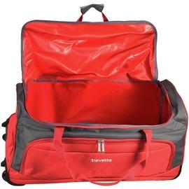 Travelite Garda Rollenreisetasche 72 cm / 91-100 l rot