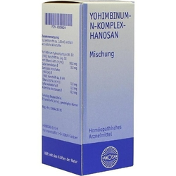 YOHIMBINUM N Komplex Hanosan flüssig 50 ml
