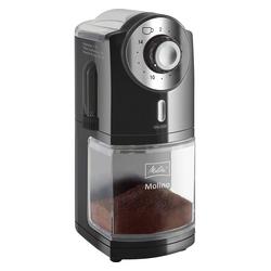 Melitta Kaffeemühle Molino elektr. Kaffeemühle schwarz