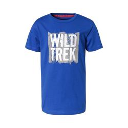 Trespass T-Shirt T-Shirt ZEALOUS für Jungen blau 110/116