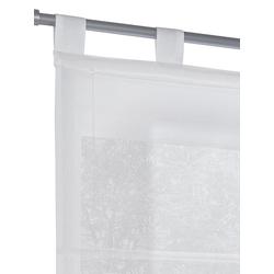 Raffrollo, heine home, mit Hakenaufhängung weiß 45 cm x 140 cm