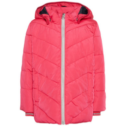 name it Girls Jacke Mil Virtual pink