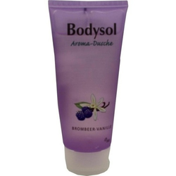 BODYSOL Aroma Duschgel Brombeer Vanille 100 ml