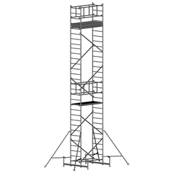 Zarges Fahrgerüst Modulmaster Modul A+B+C+D 8,85m AH