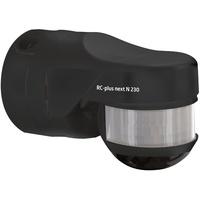 B E G Brück B.E.G. 93333 Aufbau, Aufputz Bewegungsmelder 230° Relais Schwarz IP54