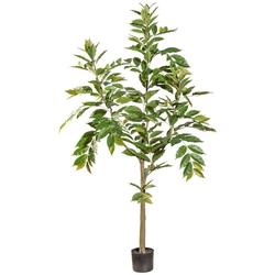 Kunstpflanze Himmelsbambus Bambus, Creativ green, Höhe 180 cm, im Kunststofftopf
