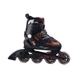 Fila Skates Inlineskates Inliner X-One Boy schwarz 29-32
