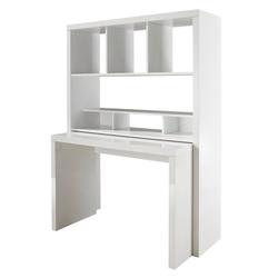 HMW Collection Büro-Set Danzig, mit ausziehbarem Schreibtisch
