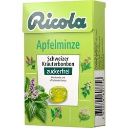 RICOLA o.Z.Box Apfelminze Bonbons 50 g
