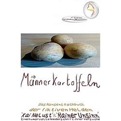 Männerkartoffeln. Stefan Wichmann  - Buch