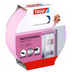 tesa Malerband Tapeten 25 m x 38 mm