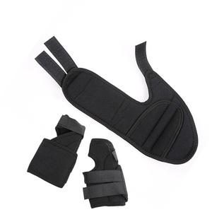 HEALLILY Hallux Valgus Schienen Bandage Hallux valgus Korrektur Bunion Corrector Toes Protector Schmerzlinderung Größe L (43-46)