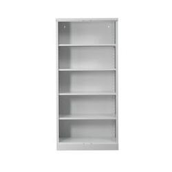 Aktenschrank | 5 OH | HxBxT 195 x 92 x 42 cm | Weiß Aktenschrank Schrank