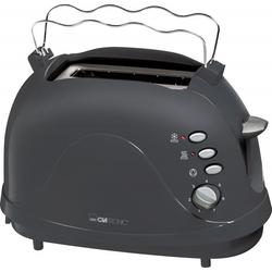 Toaster GREY CLATRONIC