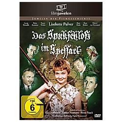 Das Spukschloss im Spessart - DVD  Filme