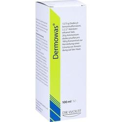 DERMOWAS Konzentrat 100 ml