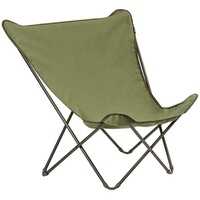 Lafuma Pop Up XL Airlon Design-Sessel 91 x 83 x 87 cm vert kaki klappbar