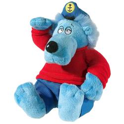 Heunec® Kuscheltier Käptn Blaubär, 15 cm