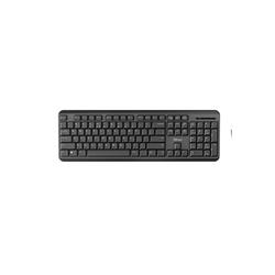 Trust Trust Ody Wireless Keyboard & Mouse DE PC-Tastatur