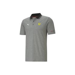 PUMA Poloshirt Scuderia Ferrari Race Herren Poloshirt rot L