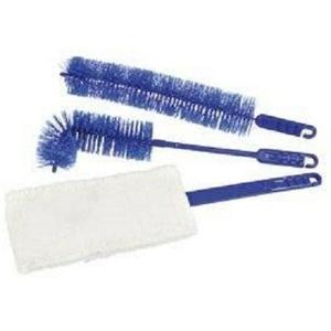 Heizkörper-Reinigungsset 3 teilig heizkörperbürste