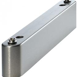 Aufbautransformator 2-Point Slim - Halogen (12 V AC) / Nickel-glanz