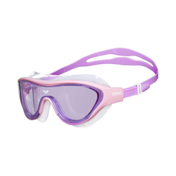 Arena Schwimmbrille Schwimmbrille THE ONE MASK JR rosa