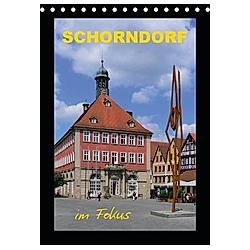 Schorndorf im Fokus (Tischkalender 2021 DIN A5 hoch)