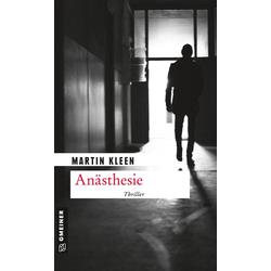 Anästhesie als Taschenbuch von Martin Kleen