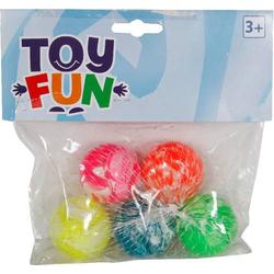 Toy Fun Flummis 5 Stück im Beutel 73514703