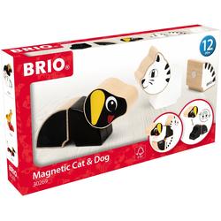 BRIO® Greifspielzeug BRIO® Hund und Katze