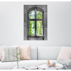 Posterlounge Wandbild, Fenster Hoffnung 61 cm x 91 cm