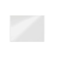 Wittenbreder Spiegel Una in weiß, 98 x 75 cm