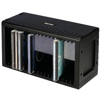 Hama CD-Rack 20 Schwarz