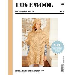 LOVEWOOL Das Handstrick Magazin. No.3 als Buch von