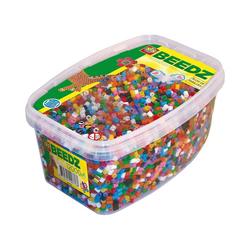 SES Creative Bügelperlen Bügelperlenbox (12.000 Perlen)